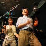 ボスタング live in 六本木バックステージ 2006/11/25