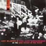 アット・ザ・ジャズ・コーナー・オブ・ザ・ワールド vol.1/アート・ブレイキー&ザ・ジャズメッセンジャーズ