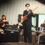 ライブレポート 2000/08/27 食用ムーミン~池之端水上音楽堂野外ステージ