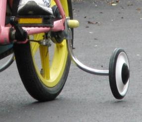 フレッテッドベースは、自転車に喩えると補助車付きの自転車