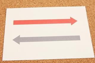 向左走・向右走(Turn Left・Turn Right)/試写レポート