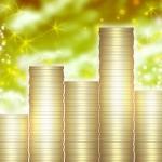 1千万円の金貨が目の前で落札