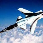X-29とコルセアとサンダーバード2号