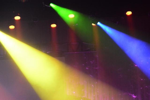 ガールズバンドのライブに行ってきました。