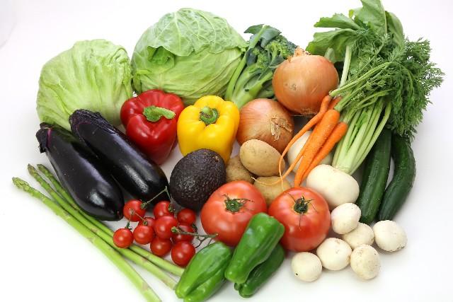 野菜が身体に染みてゆく~野菜ラーメン