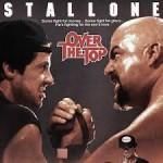 腕相撲の映画。シルヴェスタ・スタローンの『オーヴァー・ザ・トップ』