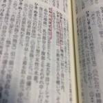 辞書は楽しいオモチャなのだ。
