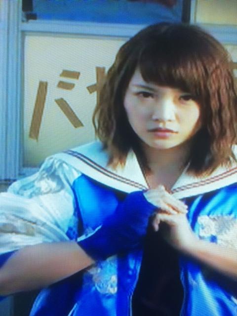 マジすか学園4~バカモノ川栄李奈が宮脇咲良に敗北「嘘だろーが!」