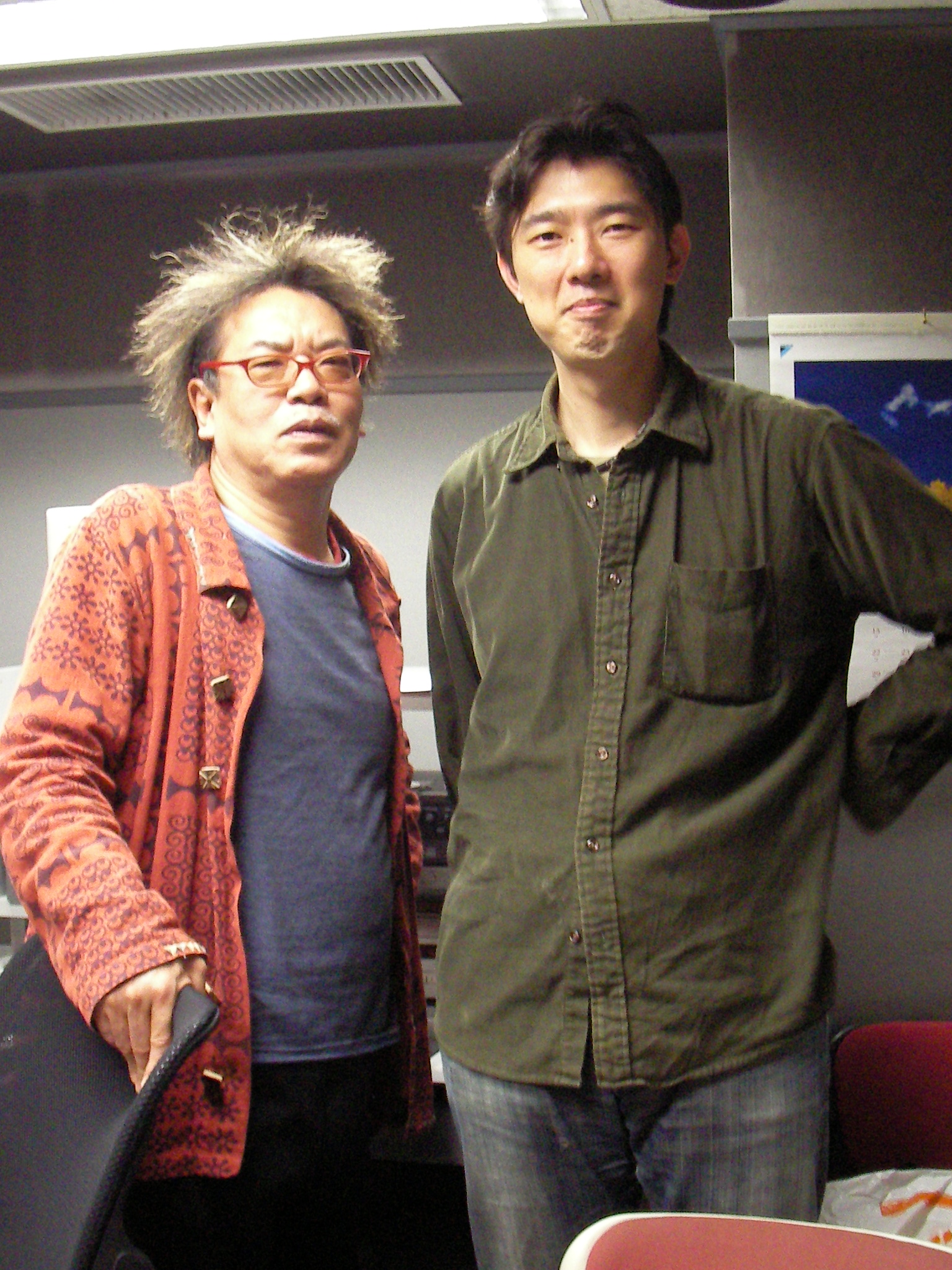 【三文日記】2009年11月