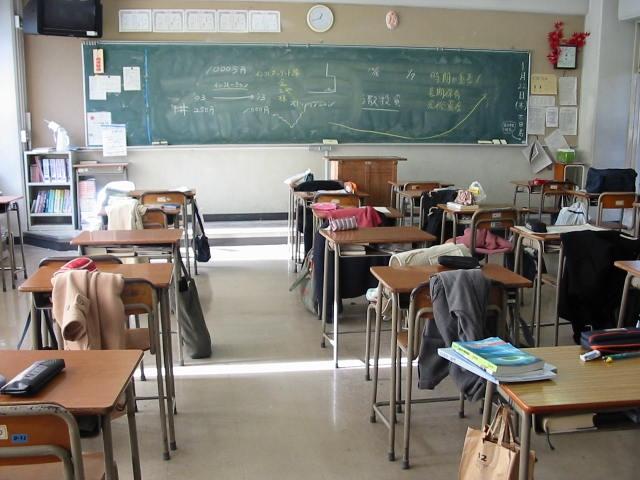 子どもは小学校3年生になりました。クラスがえです。