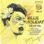 《オール・オブ・ミー》は、ビリー・ホリデイの歌唱が最高!