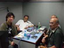 ラジオ番組ゲスト出演!寺島靖国氏の『PCMジャズ喫茶』