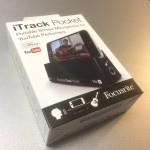 YouTubeの楽器撮影に便利?! iTrack Pocketを買ってみました。