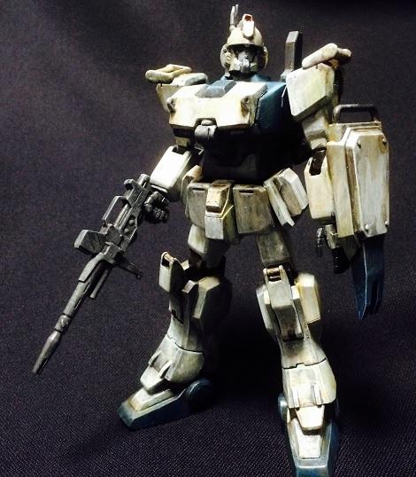 EZ-8 HG 1/144 制作記