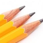 鉛筆を削って心を落ち着かせる