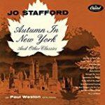 ニューヨークの秋/ジョー・スタッフォード