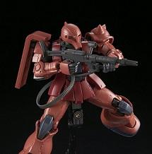 HGシャア専用旧ザク発売!/機動戦士ガンダム THE ORIGIN
