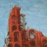 巨大な建築物、たとえばバベルの塔の壮観とその瓦解を連想させるセシル・テイラーの音楽