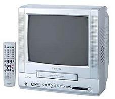 aiwa製・テレビデオの修理
