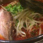 西新宿「花火屋」の辛味噌ラーメン