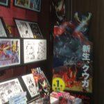 コミック版『仮面ライダークウガ』の原画とフェア in 有隣堂