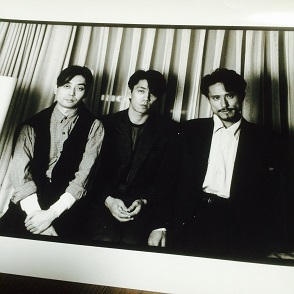 YMO『OMIYAGE』の表紙写真
