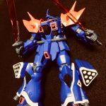 素組み!イフリート・改 RE/100 from 機動戦士ガンダム外伝 THE BLUE DESTINY