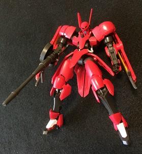 素組み!HGグリムゲルデ from 機動戦士ガンダム鉄血のオルフェンズ