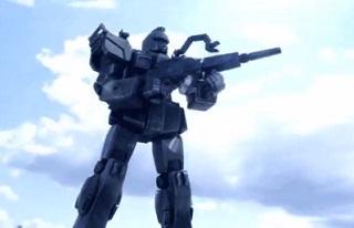 動く!陸戦型ガンダムS型の動画