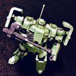 素組み!ティエレン地上型/HG 1/144 MSJ-06II-A ティエレン地上型 (機動戦士ガンダム00)