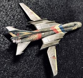 スホーイ Su-22M-4 フィッターK(Dragon)制作記