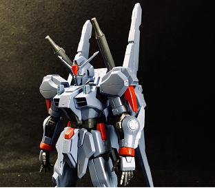 Re/100 MSF-007 ガンダムMk-III  素組み制作記
