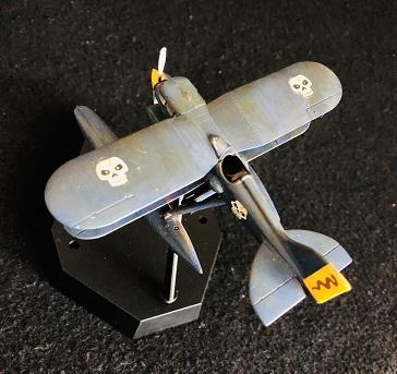 紅の豚 カーチスR3C-0 非公然水上戦闘機 制作記