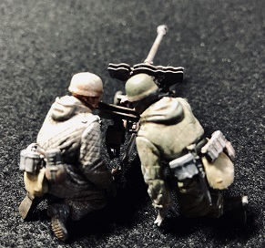 完成!ゲルリッヒ対戦車銃&降下猟兵