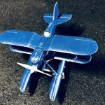 組み立て完了!紅の豚 カーチスR3C-0 非公然水上戦闘機