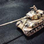 イスラエル国防軍 M51スーパーシャーマン(タミヤ1/35)制作記