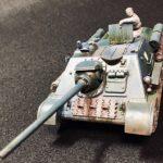 青い襲撃砲戦車・ソビエト陸軍SU-85(タミヤ1/35)制作記