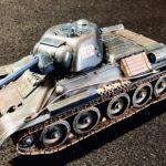 ソビエトT34/76戦車 1943年型「チェリヤビンスク」制作記