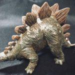 ステゴサウルス(タミヤ1/35)制作記